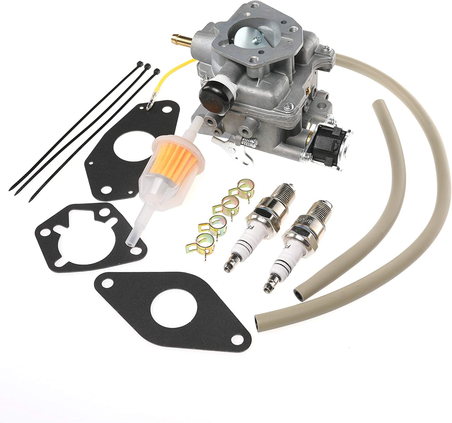 24 853 35S Carburetor With Gasket Replacement for Kohler CH18 CH18S CH22 CH620 Engine Model
