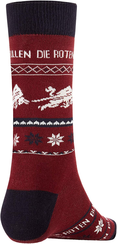 Herren RB Leipzig Christmas Socken Official Merchandise