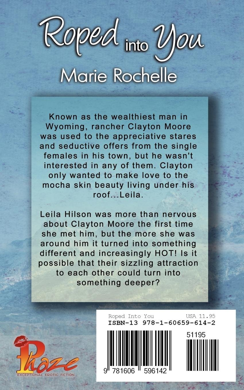 Amazon com: Roped Into You (9781606596142): Marie Rochelle