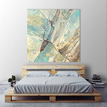 Amazon giant art gwa16691 onepiece huge modern abstract giclee giant art gwa16691 onepiece huge modern abstract giclee canvas print for office home wall decor with solutioingenieria Gallery