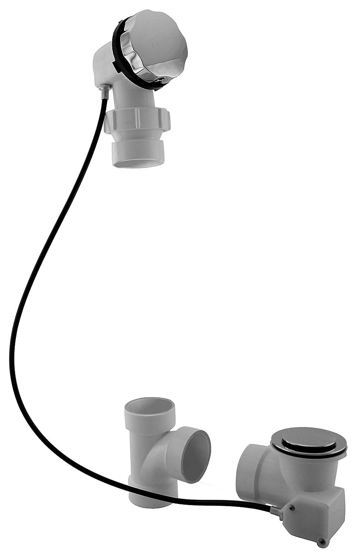 Westbrass Ball Joint Head PVC Cable Drive BW/&O Matte Black D50P45BJ-62