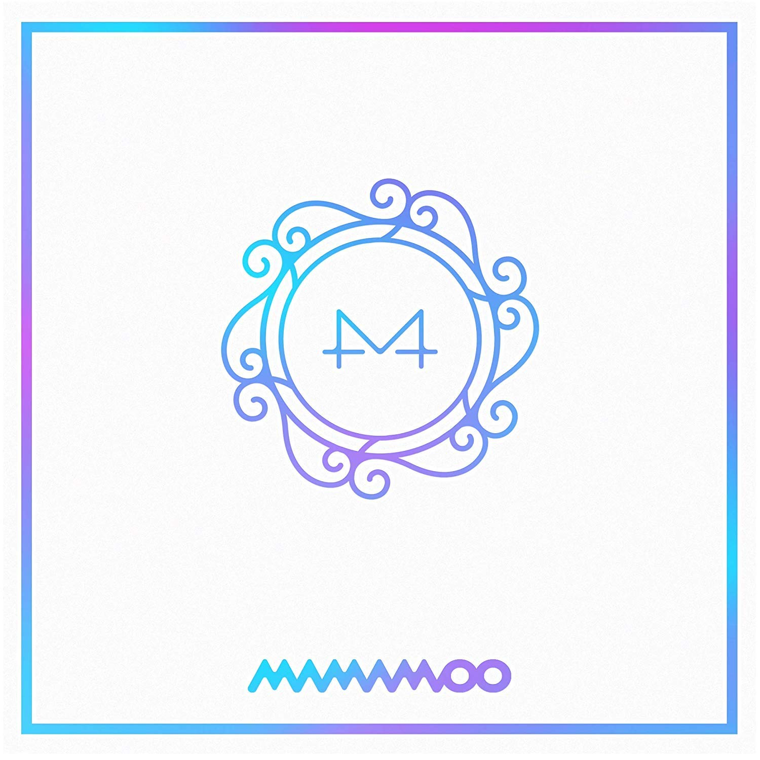 MAMAMOO-White Wind(9th Mini Album) CD+Booklet+Photocard+Photo Frame&Special Card+Folded Poster+4 Extra Photocards Set