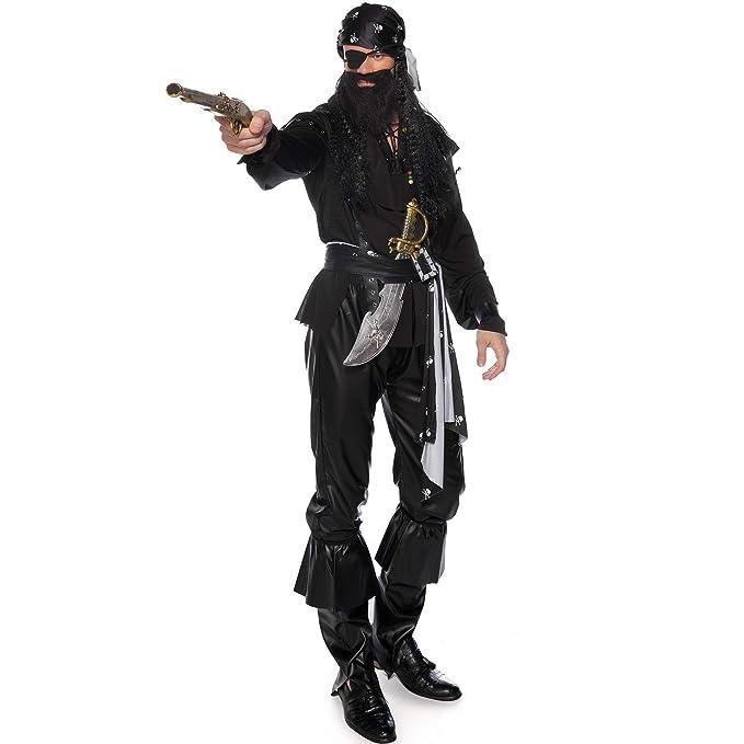 Story of life Traje De Pirata De Halloween Hombres,Ropa De ...