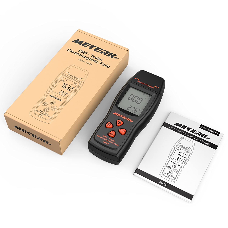 Meterk Emf Meter Electromagnetic Field Radiation Detector Handheld Snap Circuitsr Electromagnetism Storespacecom Mini Digital Lcd Dosimeter Tester Counter Industrial