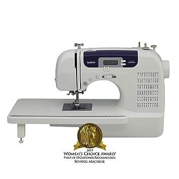 Amazon.com: Brother cs6000i Máquina de coser ...