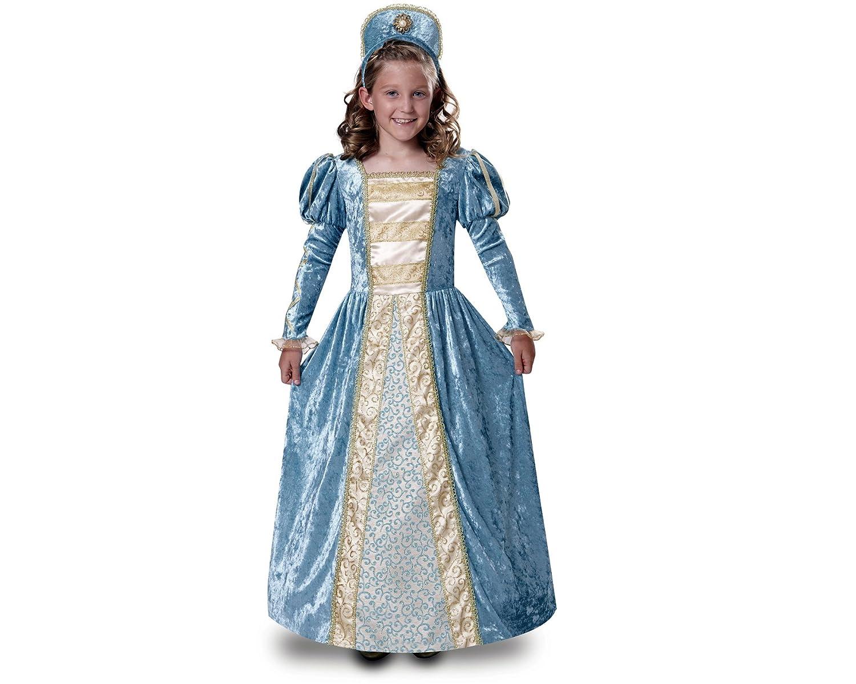 My Other Me Disfraz de Princesa romántica, talla 10-12 años, color azul (Viving Costumes MOM00678): Amazon.es: Juguetes y juegos