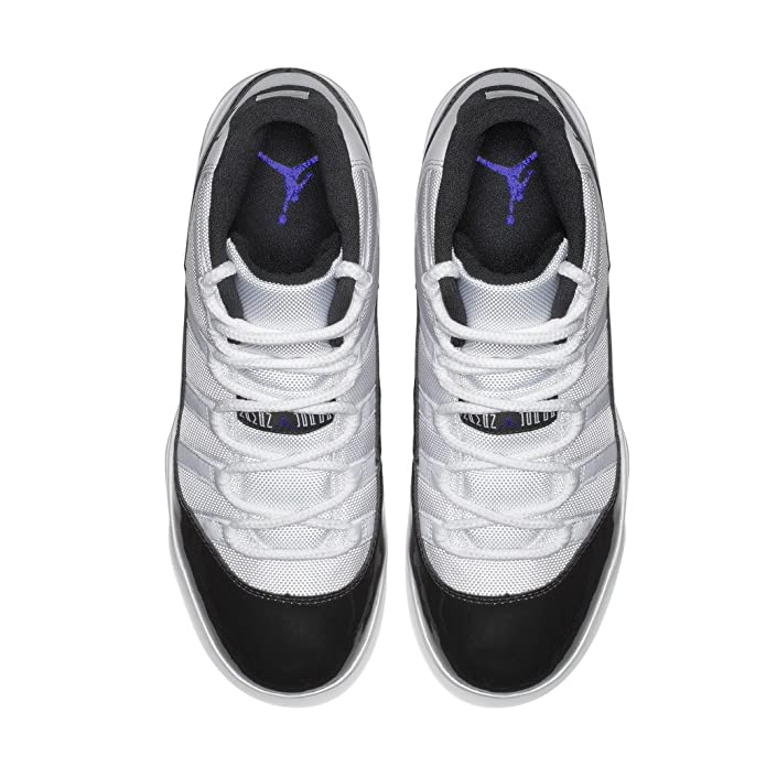 9c931dc71c732e Air Jordan 11 Retro TD Football Cleats White Black Concord AO1561 123 New  in Box Men s Shoes