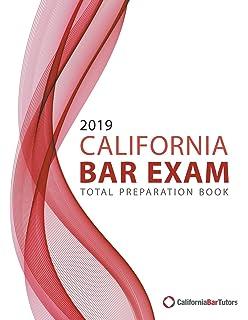 Essay Exam Writing for the California Bar Exam (Bar Review