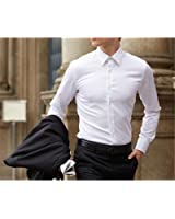 Special Beauty Handsome,Slim Men Shirt Male Dress Shirts Fashion Casual Long Sleeve Business Formal Windsor Collar White Shirt Cool