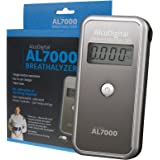 AlcoDigital AL7000 Breathalyzer with replaceable Sensor as recommended by Ben Collins, formerly 'The Stig'