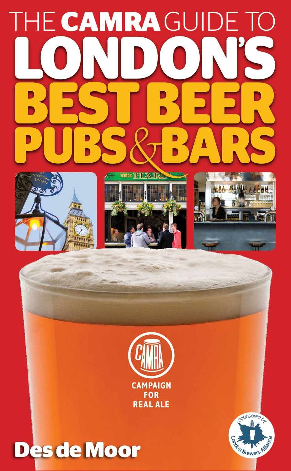 Download The CAMRA Guide to London's Best Beer, Pubs & Bars pdf epub