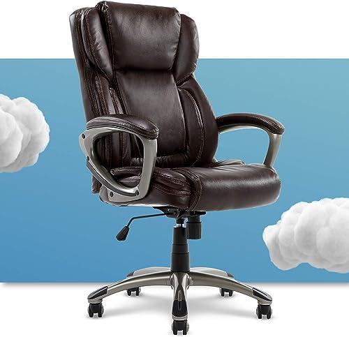Serta Executive Office Adjustable Ergonomic Computer Chai