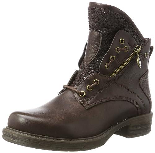 Dockers by Gerli 36ka222-615320, Botas Slouch para Mujer: Amazon.es: Zapatos y complementos