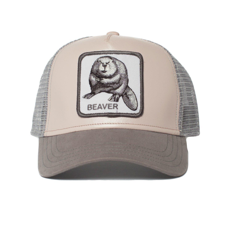 Amazon.com  Goorin Brothers Unisex Animal Farm Snap Back Trucker Hat Pink  Dam It One Size  Clothing bbfb430b848