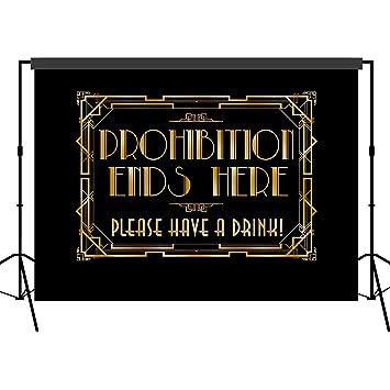 20 Geburtstag Party Brautdusche Dekoration Zubeh/ör 42 St/ück Roaring 20er Jahre Gatsby Themen Photo Booth Requisiten