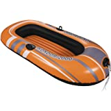 """Bestway Kondor 2000 Inflatable Boat Inflated Size: 6' x 36"""" x 15"""" (1.84 m x 91 cm x 37 cm)"""