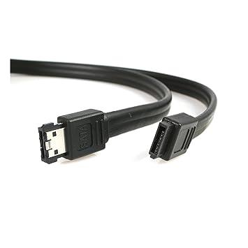 Startech Cable 1,8M Adaptador Esata A Sata Serial Ata De Datos Blindado - Adaptador