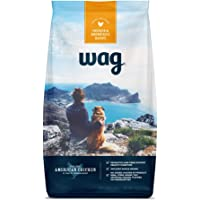Amazon Brand - Wag Dry Dog Food with Grains (Chicken/Salmon and Brown Rice)