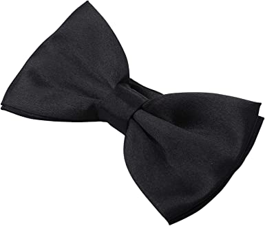 bow tie for weddings anniversary bow tie Tuxedo bow tie silk bow ties silk bowties weddings Black Silk bow tie wedding bow tie