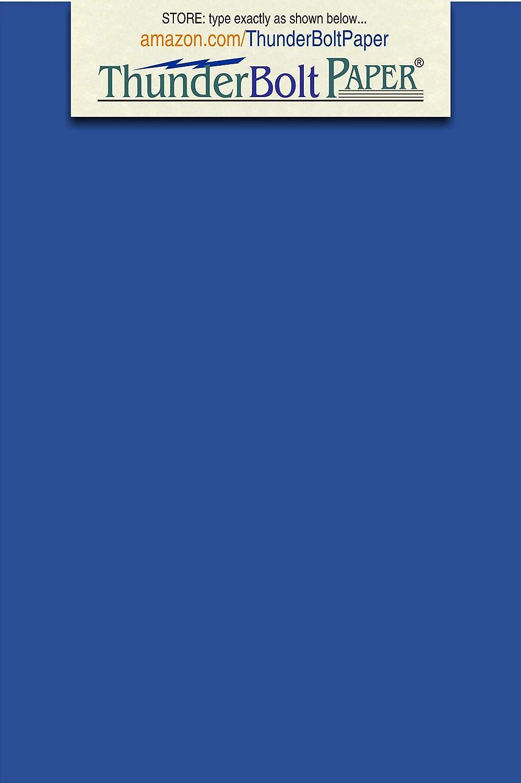 200明るいロイヤルブルー65 #厚紙用紙3