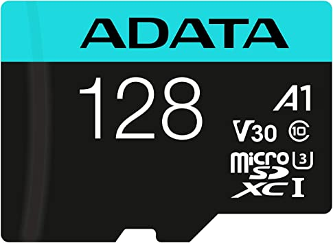 Adata Premier Pro 128gb Microsdxc Sdhc Uhs I U3 Class 10 V30s