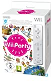 Wii Party inkl. Remote Controller, weiß