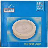 Super 3403 LED Roof Light without Switch (12V, 8W)