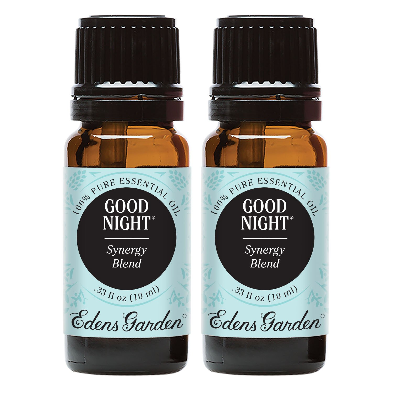 Edens Garden Good Night Essential Oil Synergy Blend, 100% Pure Therapeutic Grade (Aromatherapy Oils- Anxiety & Sleep), 10 ml Value Pack