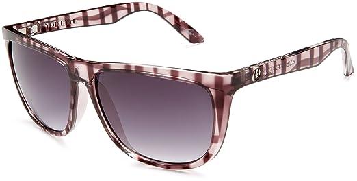 1f03a626f1 Amazon.com  Electric Visual Tonette Plum Grey Gradient Sunglasses ...