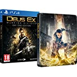 Deus Ex: Mankind Divided - Esclusiva Amazon - Playstation 4