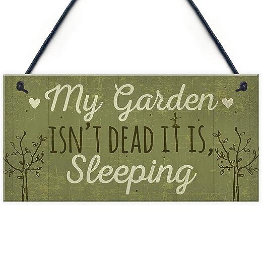 Funny My Garden Isnt Dead Gardenhedummer House Garage Den ...