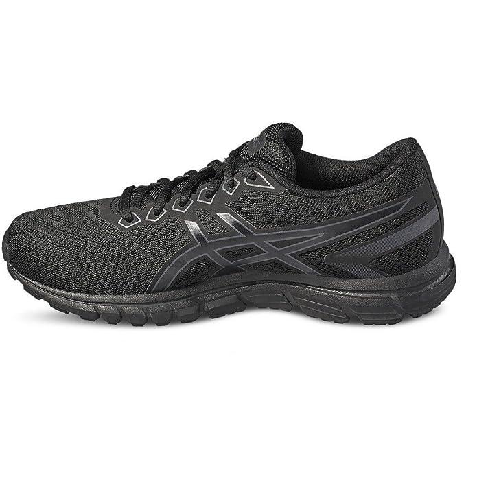 Asics Gel-Zaraca 5 T6G8N-9095, Chaussures de Cross Mixte Adulte, Mehrfarbig (Multicolour #0000001), 35.5 EU