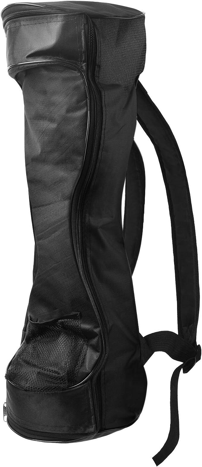 Adjustable Shoulder Straps Michael Josh Waterproof Hover Board Bag Backpack for Smart Self Balancing Scooter Drifting Board,Mesh Pocket
