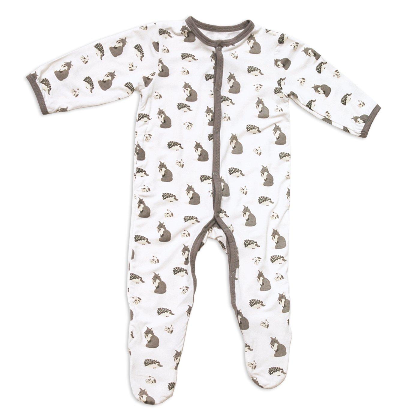 Kyte Infant Sleeper Woodland (0-3M)