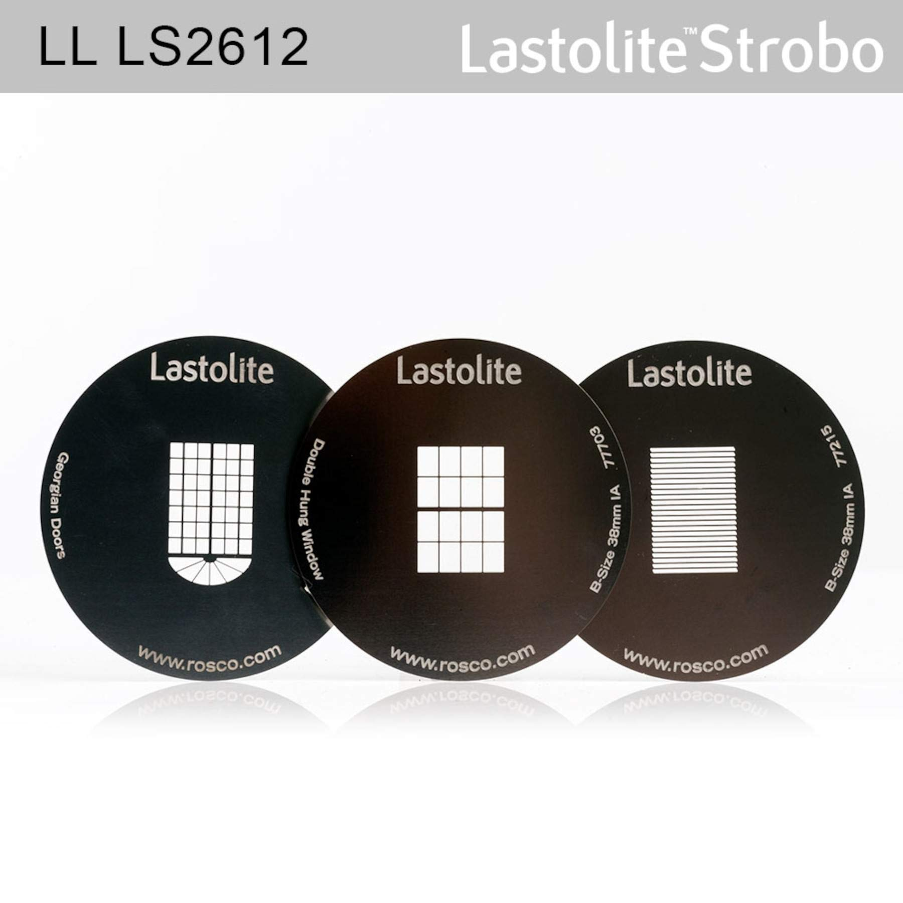 Lastolite Architectural GOBO Set by Manfrotto (Image #1)