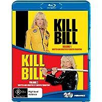 Kill Bill: Volumes 1 and 2 (Blu-ray)