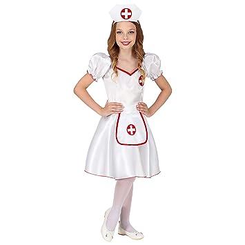 WIDMANN Srl traje de enfermera para niña, Multicolor ...