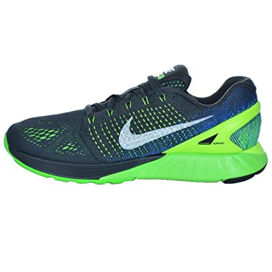 newest e05da 79c1b Nike Lunarglide 7 Men s Running Shoes Size  13  Amazon.co.uk  Shoes   Bags