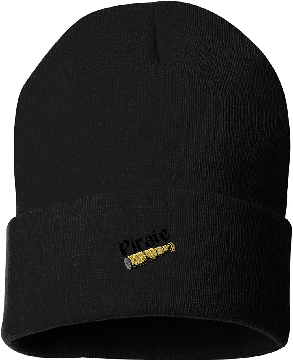 Telescope/ Custom Personalized Embroidery Embroidered Beanie