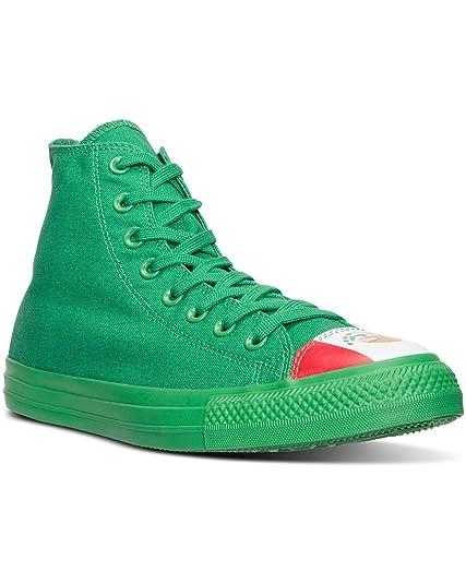 converse cap mens green