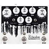 EarthQuaker Devices Palisades V2 Mega Ulitmate Overdrive Guitar Effects Pedal