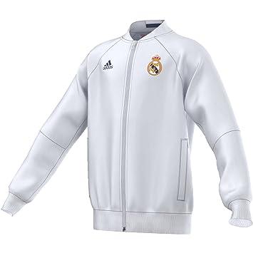adidas Real Madrid Anth Jkt Y Chaqueta 856592d2b7412