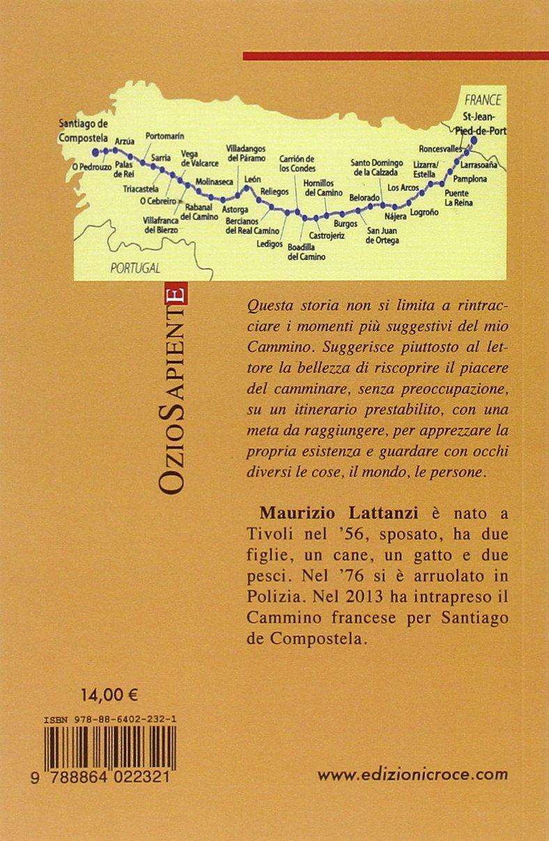 Cammino per Santiago. Vivi il tuo sogno, non sognare la tua vita Loziosapiente: Amazon.es: Maurizio Lattanzi: Libros en idiomas extranjeros