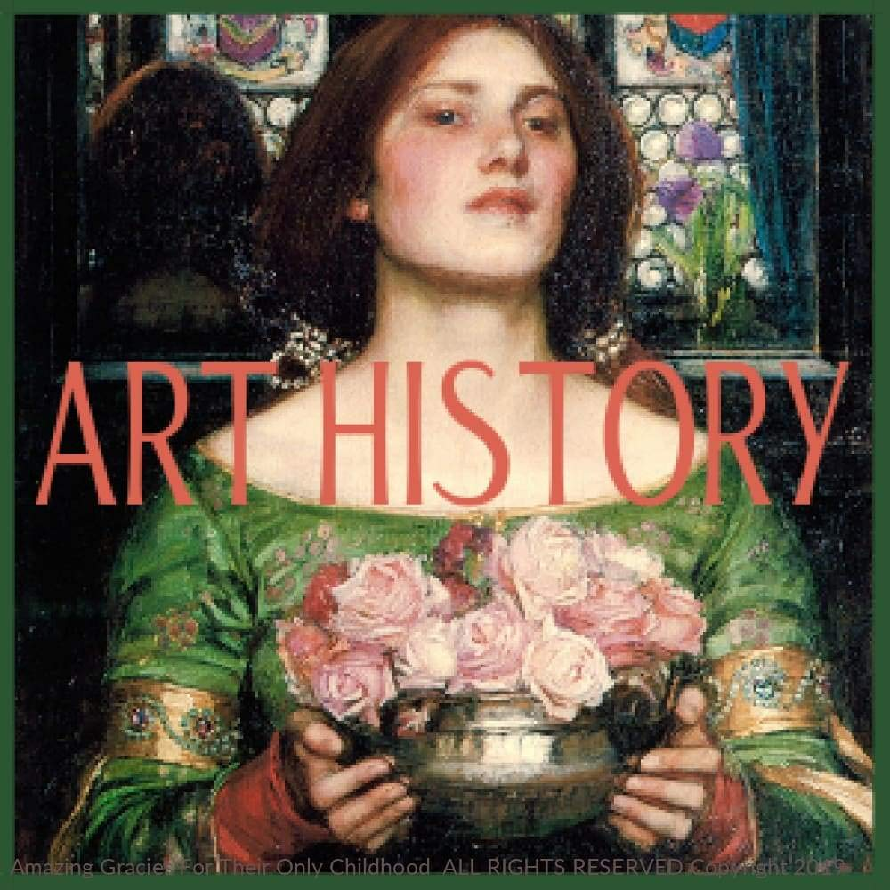 The Cambridge Academy Art History (9-12) by The Cambridge Academy (Image #1)