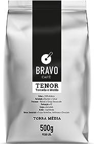 Bravo Café Tenor Torrado e Moído 500g
