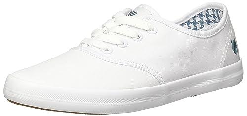 Zapatos blancos K-Swiss para mujer CKYTTpGY