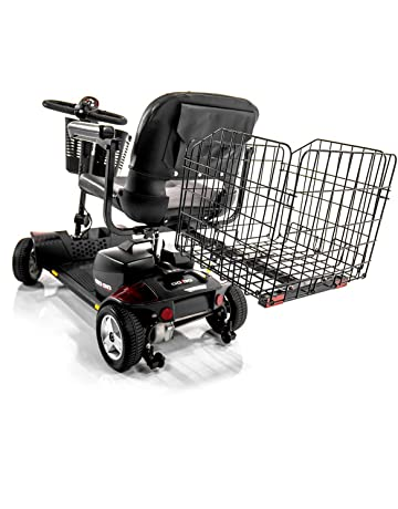 Amazon Com Mobility Scooters Health Household Four Wheeled