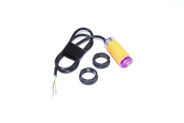 Modulo di rilevamento a infrarossi ostacolo pannello e18-d80nk Arduino Pi Unbranded/Generic