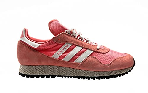 free shipping 2823f 1aea8 adidas Originals New York, Tactile Rose-Vintage White-Core Black, 12