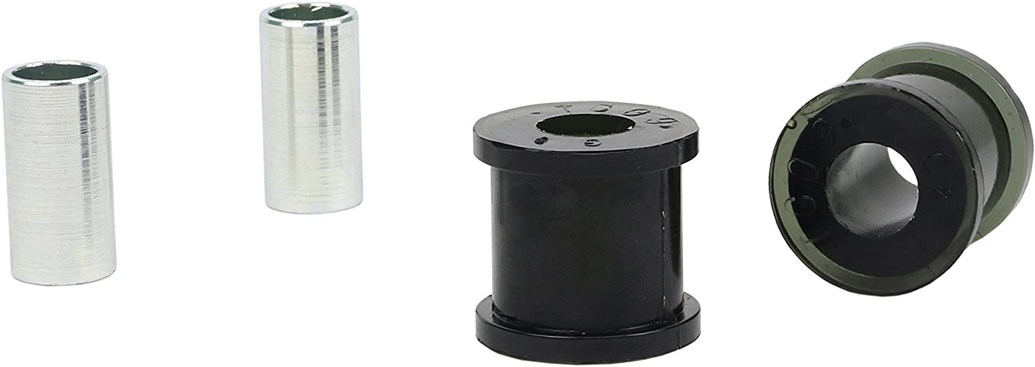 Jeep Shock Front and Rear Polyurethane Bushing Replacement Kit In Black